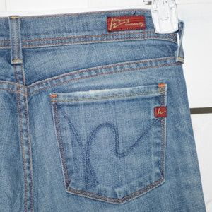 Citizens of humanity Ingrid womens jeans size 25 S
